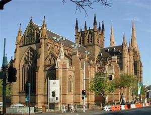 St Mary's R.C. Cathedral, Sydney (click on the image for a ...