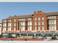 Queens Hotel Blackpool, England Hotel Reviews
