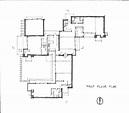 Assignment 2: Precedent Drawings – Schindler House, First ...
