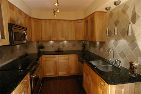 granite counter tops and custom cabinetry prostone