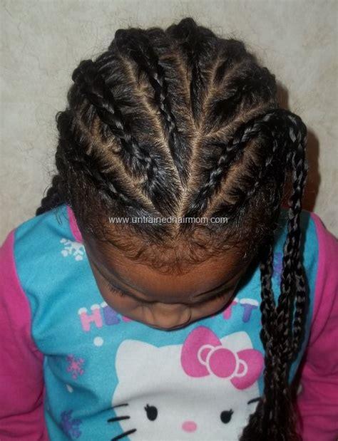 Easy Cornrow Hairstyles For by Easy Basic Creative Cornrow Styles Braids Hair Styles