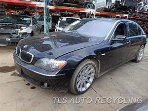 Parting Out 2006 Bmw 750li - Stock - 8016or
