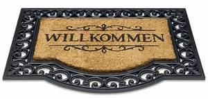 Fußmatte Außen Kokos : fu matten fu abtreter fu abstreifer ~ Frokenaadalensverden.com Haus und Dekorationen