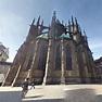 St. Vitus Cathedral in Prague, Czech Republic (Google Maps ...