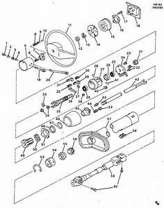 Chevy Truck Steering Column Parts
