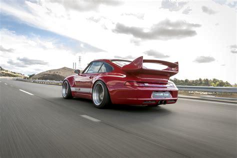 Porsche 993 GW 400R | Porsche carrera gt, Porsche carrera, Porsche macan turbo