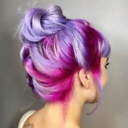 best clip in extensions best 25 colourful hair ideas only on awesome