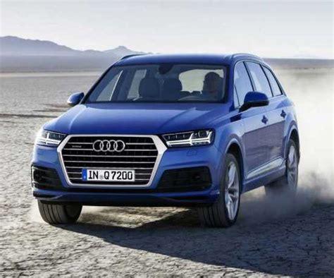 2017 Audi Q5 Review, Interior, Price, Release Date