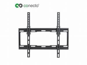 Wandhalterung Für Tv Geräte : conecto cc50262 wandhalterung f r tv ger te mit 66 132 cm ~ Sanjose-hotels-ca.com Haus und Dekorationen