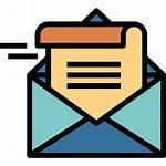Newsletter Icons Designed Icon