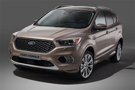 ford kuga 2016 ford kuga vignale suv revealed pictures auto express