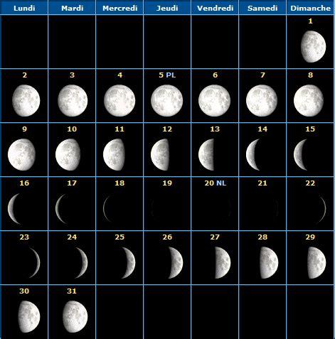 calendrier lunaire gratuit   calendar printable