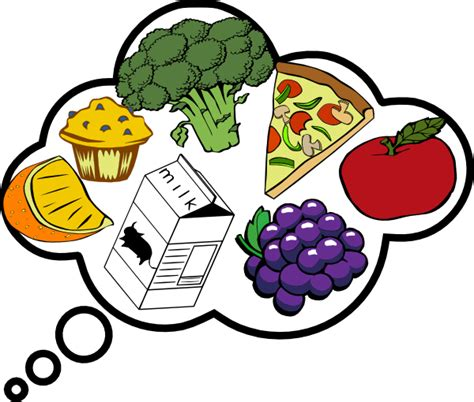 clipart cuisine food for thought clip at clker com vector clip
