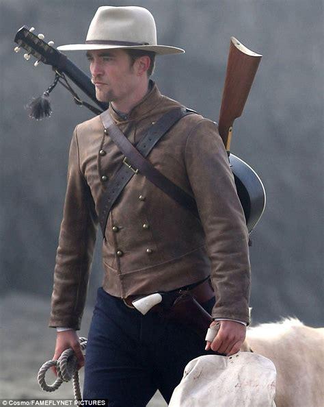 Damsel Movie with Robert Pattinson
