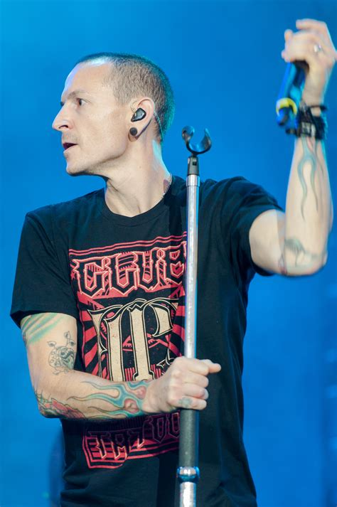 In Memoriam Chester Bennington  The Young Folks