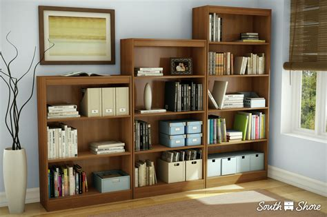 Book Shelves by South Shore Axess 4 Shelf Bookcase From 71 30 To 77 80