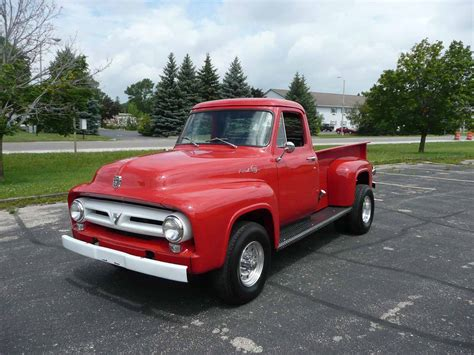 1953 ford f100 dualie 4x4 sold safro investment cars