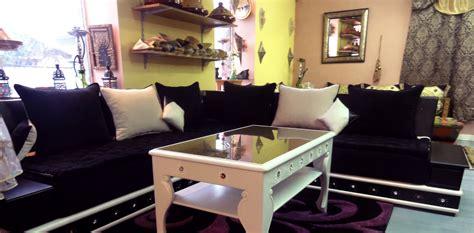 canapé marocain prix salon marocain occasion prix pas cher décor salon marocain