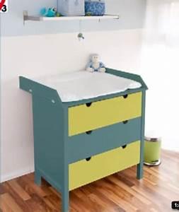 Peinture Sur Meuble : peindre un meuble en bois sans poncer deco maison design ~ Mglfilm.com Idées de Décoration