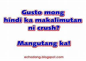 Kilig Tagalog L... Bagong Kilig Quotes