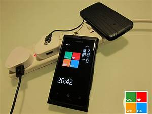 Nokia Chargers Pump Juice Into Windows Phones Faster