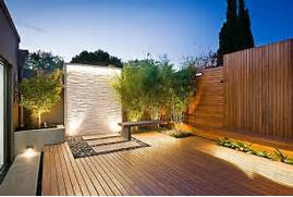 Modern House Beautiful Terrace And Landscape Am Nagement Ext Rieur Classique Cot Jardin