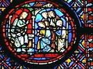 Ste Chapelle Vitrail Deux