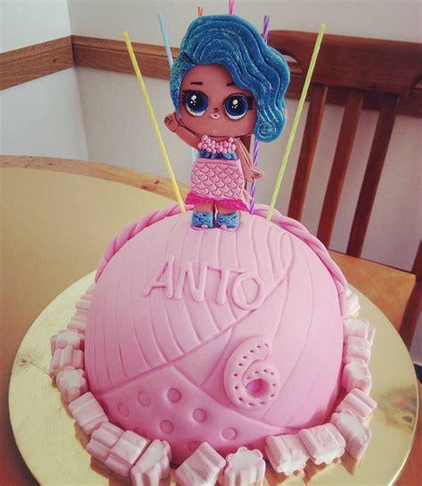 lolparty lolsurprisedoll birthdaycake elizabeths