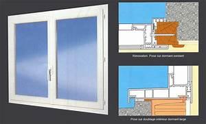 Fenetre Pvc Renovation : fenetre de renovation pvc dthomas ~ Melissatoandfro.com Idées de Décoration
