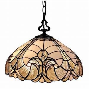 Amora Light Bulbs Amora Lighting Multi Tiffany Stained Glass Pendant Light