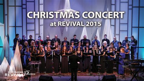 Christmas Concert  2015 At Revival Baptist Church Youtube
