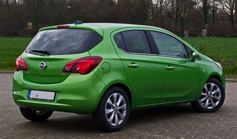 File Opel Corsa 1 3 Cdti Ecoflex Innovation E Heckansicht 24 Dezember 2015 Ratingen Jpg