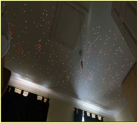 fibre optic ceiling lighting kit ceiling light fiber optic home design ideas