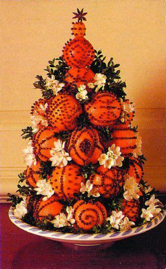 williamsburg  decorative orangescloves