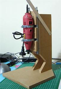 DIY PCB Drill Press The Fickle Tinkerer