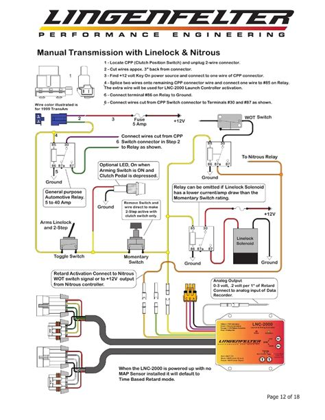 Lnc Step Wiring Please Help Lstech