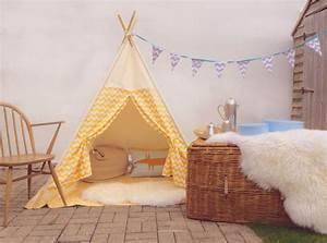 ou trouver un tipi pour la chambre des kids joli place With decoration d un petit jardin 6 fabriquer un lit cabane pour les petits loulous