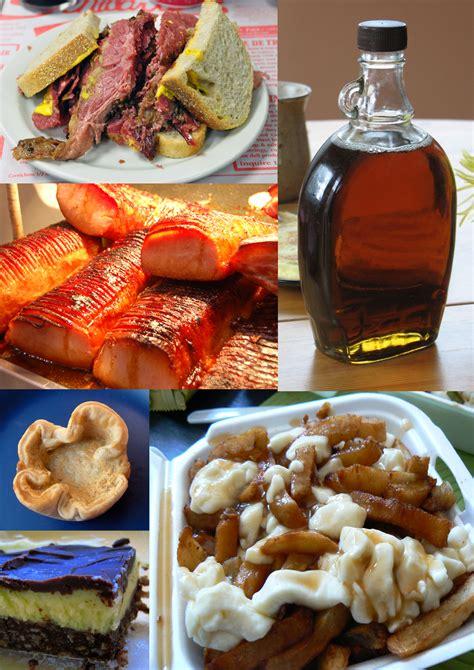 en cuisine canadian cuisine