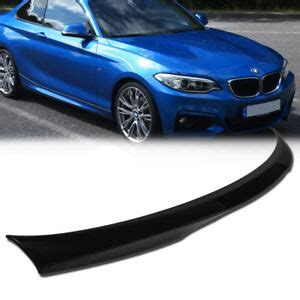 #USA 14-19 Fit For BMW 2er F22 F23 F87 Coupe M4 Rear Boo ...