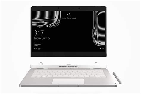 porsche design notebook porsche design laptop