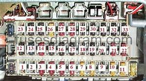 Fuse Box Honda Cr
