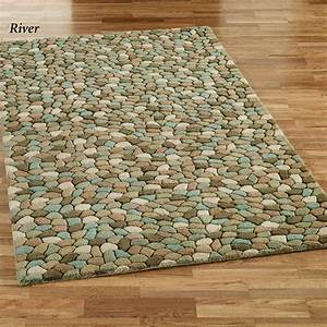 Pebble Area Rugs