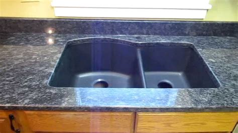 how to install undermount kitchen sink to granite steel grey custom granite countertop installation w