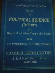 Political Scien... Political Science