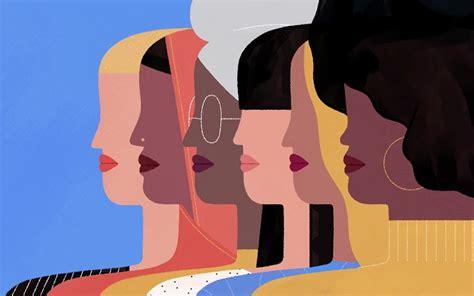 illustrated ladies  audrey lee