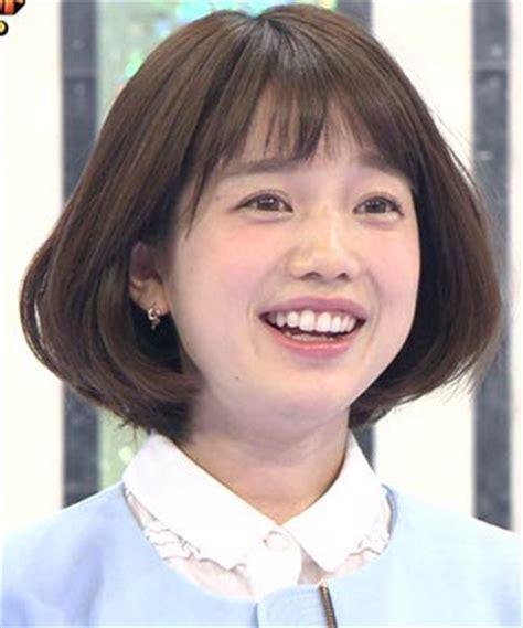 弘中 綾香 髪型