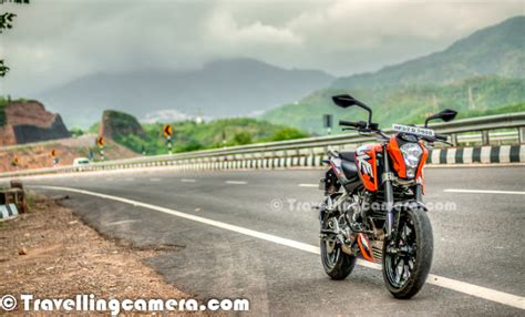 Ktm Motorbikes In Different Types Of Indian Terrains