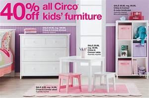 Target 40 Off All Circo Kids39 Furniture