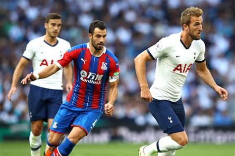 Premier League 2019-20 Crystal Palace vs Tottenham Hotspur ...
