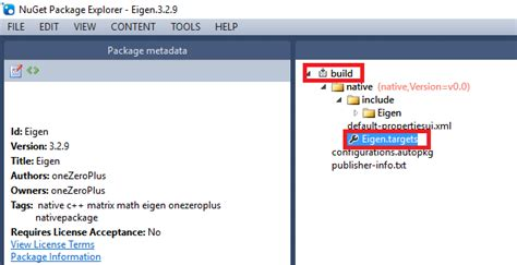 Cpp Template Function Undefined Reference by Where Are Nuget Package Manager Include Directories Set In